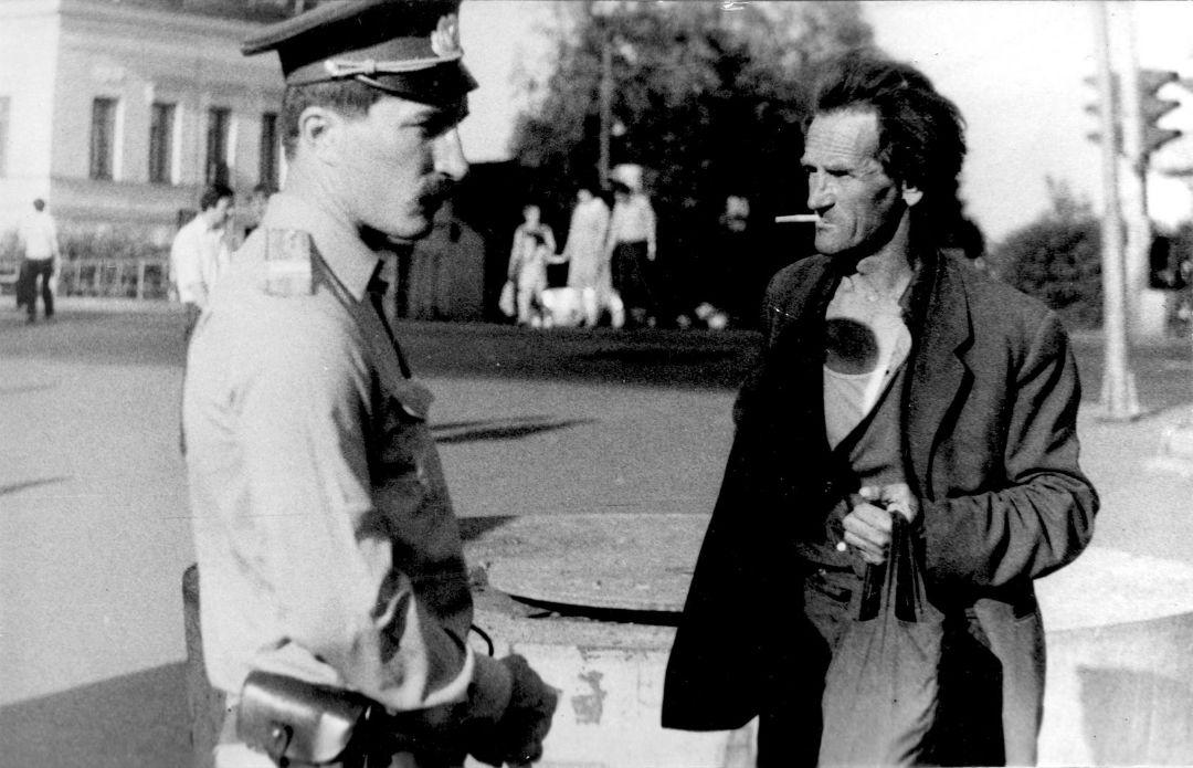 Ярославская милиция в борьбе с алкоголизмом на улицах города. Вторая половина 1980-х гг.